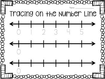 Kindergarten September Math Packet- Stations, Mini Lessons, Activities & Games