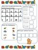 Kindergarten September Morning Work