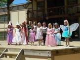 "Kindergarten Shakespeare Lesson, ""A Midsummer Night's Dream"""