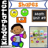 Kindergarten Shapes