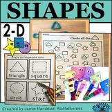 Kindergarten Shapes FREEBIE!!!