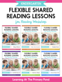 Kindergarten Reading Workshop BUNDLE of Shared Reading Lessons