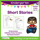 Kindergarten Short Stories