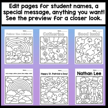 Kindergarten Literacy Centers with Pinning {40 Pages!}