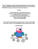 Kindergarten Sight Word Assessment Packet