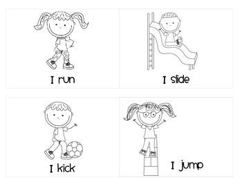 Kindergarten Sight Word Books