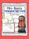 Sight Words: Mini Books {Fry List 1 - 100}