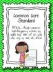Kindergarten Sight Words {1-100 Fry List} RF.K.3c