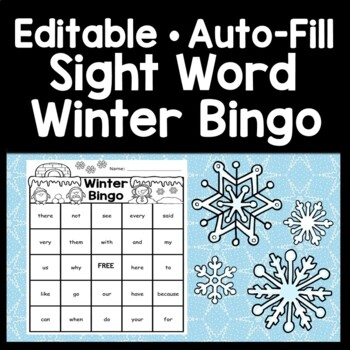 Sight Words Kindergarten with Magazine Letters {40 Words!}