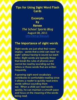 Kindergarten Sight Word Flash Cards Set #2 (Words 101-200)