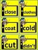 Kindergarten Sight Word Flash Cards Set #3 (Words 201-300)