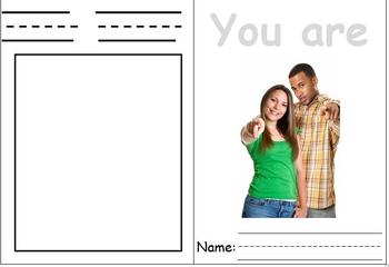 Kindergarten Sight Word Foldable Booklets