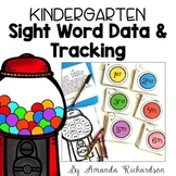 Kindergarten Sight Words: An Editable Progress Monitoring System