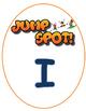 Kindergarten Sight Word Jump Spot- 50 Sight Words!