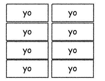 Sight Word Flash Card Packet in Spanish!