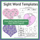 Kindergarten Sight Word Program