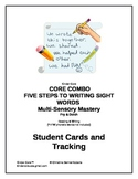 Kindergarten Sight Word RTI: Multisensory, Fry, Dolch