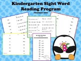 Sight Word Readers Kindergarten