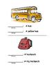 Kindergarten Sight Word Readers Theaters