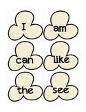 Kindergarten Sight Word Reading Games Pack