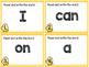 Kindergarten Sight Word Scoot {Set 1}