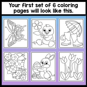 Kindergarten Literacy Centers with Watercolors {40 Words!}