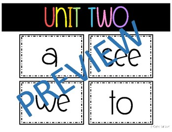 Kindergarten Sight Words - Growing Bundle