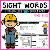 Sight Word Center Kindergarten and Sight Words Worksheets Kindergarten