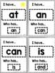 Kindergarten Sight Words I have, Who has Game