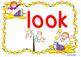 Kindergarten Sight Words Powerpoint - 2nd Quarter {on PDF File}