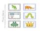 Kindergarten Sight Words, Sounds, Syllable Activities (Unit 3 Reading Wonders)