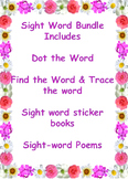 Kindergarten Sightword Bundle