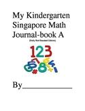 Kindergarten Singapore Math Journal