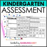 Kindergarten Skills Benchmark Assessment