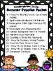 Kindergarten Skills Summer Practice Packet