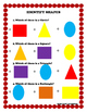 Kindergarten Skills Worksheet