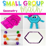 Kindergarten Small Group Guided Math Geometry