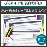 Kindergarten Social Skills Stem Activities for Jack and the Beanstalk