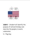 Kindergarten Social Studies GPS Large Display Standards fo