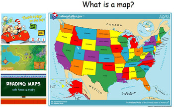 Kindergarten Social Studies Maps Presentation