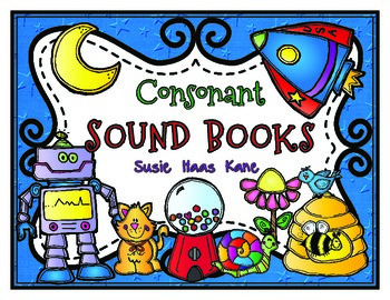 Kindergarten Sound Books