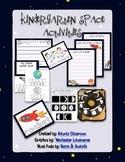 Kindergarten Space Activities