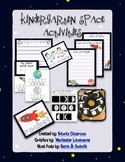 Kindergarten Space Activities