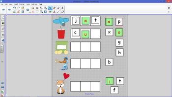 Kindergarten Spelling
