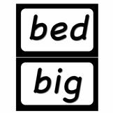 Kindergarten Spelling Lists 1 - 8