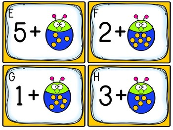 Kindergarten Spring Center Bundle - Spring Math and Literacy Centers