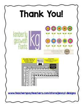 Kindergarten Spring Progress Report - Parent Teacher Conferences