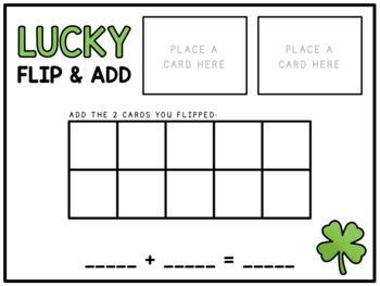 Kindergarten St. Patrick's Day Activities