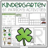 Kindergarten St. Patrick's Day Activities