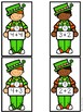 Kindergarten St. Patrick's Day Math Centers -- March Math Centers